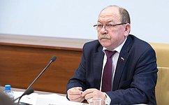 Г. Орденов принял участие воткрытии Международного научно-промышленного форума «Великие реки»