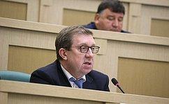 СФ принял вцелом проект Постановления палаты омерах посовершенствованию государственной политики всфере лесного хозяйства