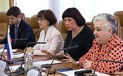 Е. Афанасьева, Е.Попова иИ.Тихонова провели встречу спредставителями «Сообщества деловых женщин Японского бизнес-клуба»