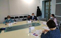 С. Михайлов: Нужно уделить особое внимание формированию региональной программы развития системы питания вшколах Забайкалья
