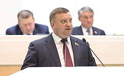 Сенаторы одобрили регулирование порядка оборота офицерских кортиков
