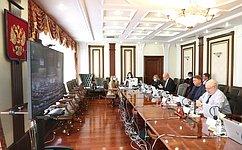 Сенаторы приняли участие вработе комиссий Парламентской ассамблеи Совета Европы