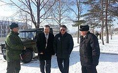 В. Озеров: Всоциальной сфере Хабаровского края отчетливо видны позитивные результаты