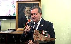 В. Павленко: Ломоносовский фонд играет ключевую роль вреализации важных для всего Русского Севера иРоссии проектов