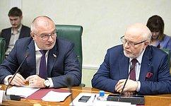 А. Клишас провел семинар-совещание натему «Либерализация законодательства: вызовы современности»