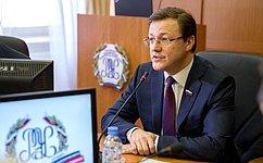 Д. Азаров: Запять лет вМСУ произошло много положительных изменений