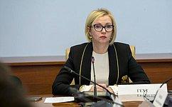 И.Гехт врамках работы вЧелябинской области посетила уникальный ядерный центр