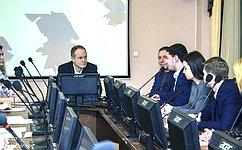 А. Башкин: Поддержка молодежных инициатив— один измеханизмов развития общества
