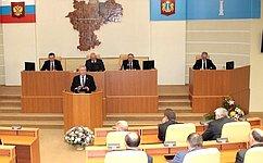 Г.Савинов: Запоследние годы Ульяновская область стала одним изцентров создания новых высокотехнологичных производств