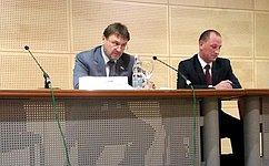 В.Лебедев: Устранение межведомственных противоречий улучшит организацию охраны лесов отпожаров