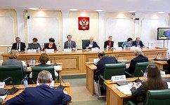 М. Щетинин: Законодательное обеспечение производства детского питания приобретает важнейшее значение