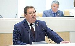Одобрен закон, устанавливающий порядок надзора зарегиональными властями иорганами МСУ