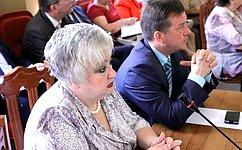 И. Тихонова: ВЛипецке будут построены семь новых детских садов