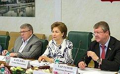ВСовете Федерации готовятся предложения посовершенствованию законодательства всфере организации отдыха иоздоровления детей