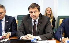 И. Фомин принял участие взаседании Постоянного комитета Парламентской конференции Балтийского моря