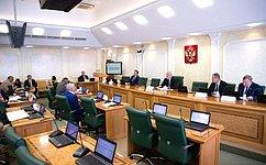 Комитет СФ поконституционному законодательству игосударственному строительству рекомендовал одобрить ряд изменений вУК иКоАП
