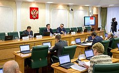 Совершенствование налогового законодательства напримере Якутии рассмотрел Комитет СФ побюджету ифинансовым рынкам