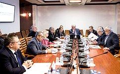 ВКомитете СФ пообороне ибезопасности уточнили вопросы финансирования потребностей силовых ведомств на2019–2021годы