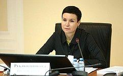 И. Рукавишникова провела конференцию, посвященную правовому просвещению вРоссийской Федерации