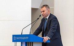 И.Каграманян: «Российская неделя здравоохранения»— эффективная площадка для обсуждения проблем иперспектив развития отрасли
