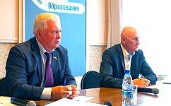 В. Наговицын встретился спредставителями муниципалитетов отдаленного Баунтовского района Бурятии