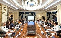 Государство заинтересовано вразвитии корпоративных программ социальной направленности– В.Матвиенко