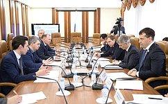 Необходимо ускорить решение вопросов, связанных срегистрацией границ между российскими регионами— А.Кутепов