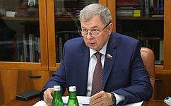 А. Артамонов провел совещание омерах противодействия выплате неофициальной заработной платы наемным работникам