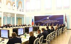 Совет Федерации оказывает существенную поддержку законодательной деятельности регионов— Н.Петрушкин