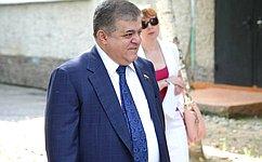 В.Джабаров посетил предприятия исоциальные учреждения ЕАО, атакже провел встречи сжителями региона