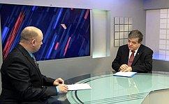 В. Джабаров: После выборов губернатора жители ЕАО ожидают более динамичного развития территории