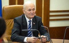 М.Щетинин: Продовольственная безопасность России– один изглавных факторов сохранения еёсуверенитета