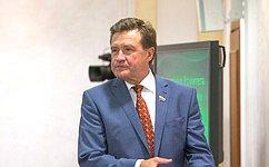 С. Рябухин принял участие вцеремонии вручения дипломов авиационных специалистов выпускникам Ульяновского института гражданской авиации