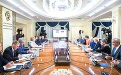 В. Матвиенко: ВСовете Федерации приветствуют стремление нидерландских парламентариев кдиалогу сРоссией