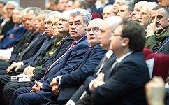 В.Бондарев: Законодательство одеятельности Следственного комитета необходимо совершенствовать