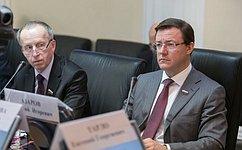 Активное взаимодействие Федерального Собрания ирегиональных парламентов позволит принимать выверенные решения винтересах людей— Д. Азаров