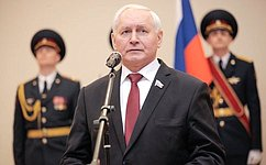 ВВологодской области уделяется большое внимание развитию кадетского движения— Н.Тихомиров