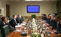 К. Косачев: ВСовете Федерации заинтересованы ввосстановлении межпарламентских связей сЙеменом