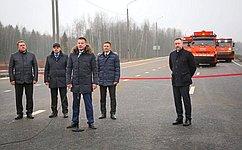 А. Пронюшкин: Нацпроект «Безопасные икачественные автомобильные дороги» реализуется воВладимирской области