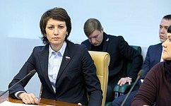 Т.Лебедева приняла участие вцеремонии открытия Тульского областного молодёжного форума