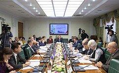 Комитет СФ поэкономической политике обсудил развитие машиностроительного кластера итранспортной инфраструктуры Удмуртии