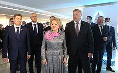 ВСовете Федерации прошли Дни Астраханской области