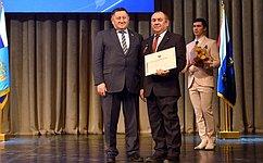 М. Пономарев принял участие вторжественном мероприятии посвященном празднованию 95-летию создания отечественной гражданской авиации