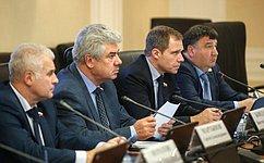 ВСФ состоялись парламентские слушания, посвященные диверсификации производства продукции гражданского назначения предприятиями ОПК