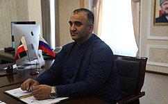 М. Ахмадов обсудил перспективные направления развития туризма вЧеченской Республике