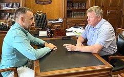 О.Алексеев: Ситуация собманутыми дольщиками вСаратовской области держится напостоянном контроле