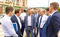 А. Яцкин: Таганрог может стать одним иззначимых туристических центров России