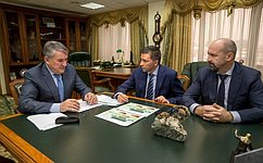 ВСовете Федерации обсудили «дорожную карту» посовершенствованию лесного законодательства— Ю.Воробьев