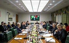 О.Мельниченко провел совещание, посвященное вопросам федерального, регионального имуниципального контроля