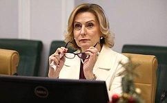 Комитет СФ посоциальной политике рекомендовал палате одобрить ряд федеральных законов